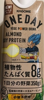 ONEDAY ALMOND SOYPROTEIN カゴメ